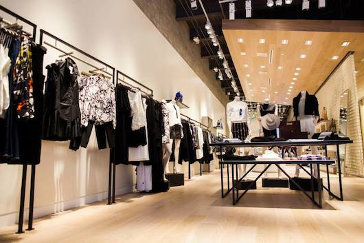 Head to Lincoln Road for the latest INTERMIX location