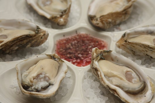 Did someone say oysters?