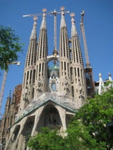 Destination of the Week: Barcelona