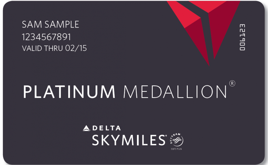 You can earn Delta Platinum Medallion without ever stepping foot on a plane with these four credit cards