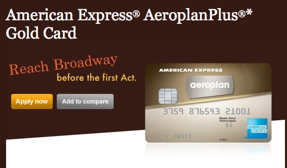 Top canada credit cards aeroplan marriott rewards more the aeroplan has three different options but the gold offers the best benefits at the lowest reheart Choice Image