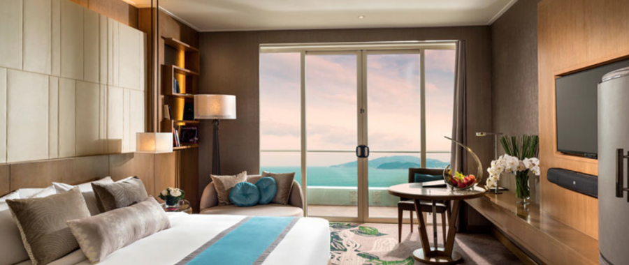 Stay at Intercontinental Nha Trang Hotel for just 5,000 points per night!