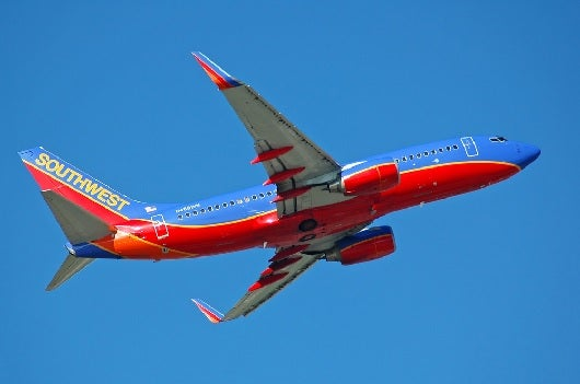 Southwest works great for families. If you have a companion pass you will receive 2.8 cents per point without worrying about finding award space. (Image courtesy of ShutterStock)