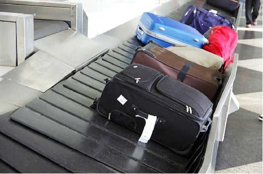 Always make sure your bag is properly tagged and is tagged several copies of your contact information.