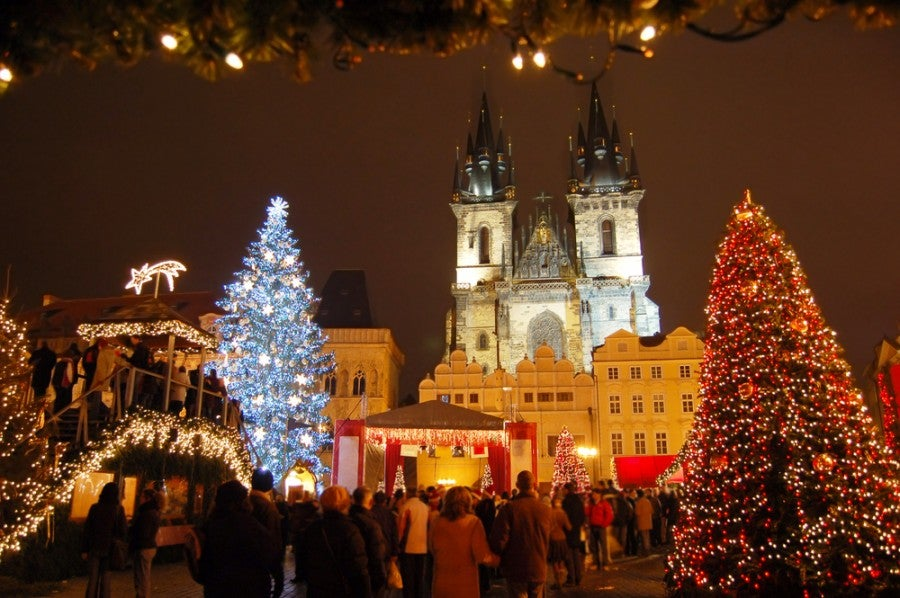 A connection of less than 24 hours can be a great way to add a city without using up a stopover, as my wife and I discovered in Prague this past Christmas. (Image courtesy of Shutterstock)