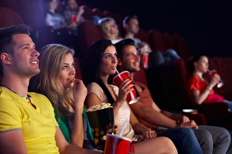 New bonus categories on the Citi Prestige include airlines, hotels, and entertainment purchases (like movie theaters). Image courtesy of Shutterstock.