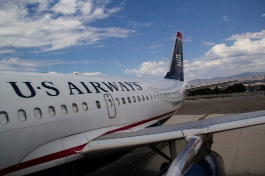 Earn up to 100% bonus on purchased US Airways miles.