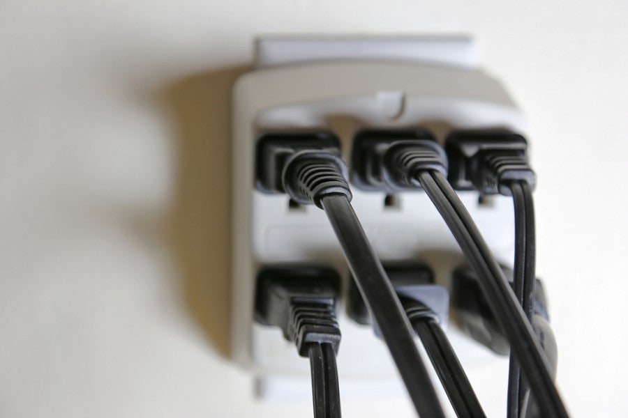 How often have you encountered full outlets at the hotels you frequent?
