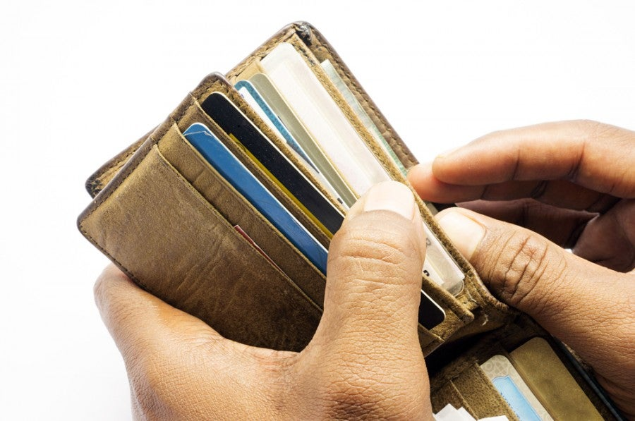 With so many options, figuring out which credit card to use can be complicated. Shutterstock.