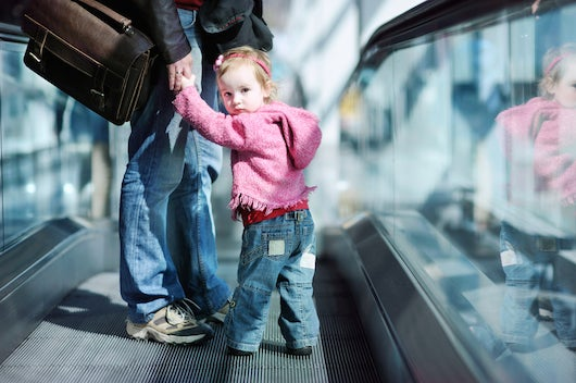 Planning to travel internationally with your children? Allied has you covered. Photo courtesy Shutterstock.