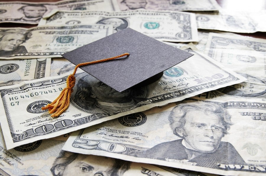 The price of college tuition is on the rise, but you may still be able to leverage your points & miles expertise by paying these expenses with a credit card! (Image courtesy of Shutterstock)