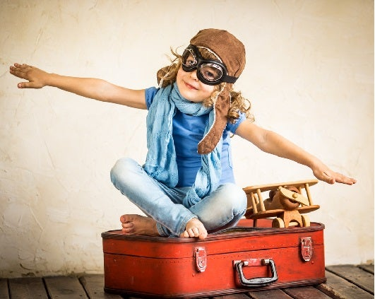 Traveling as an unaccompanied minor can be exciting, but also a little scary.