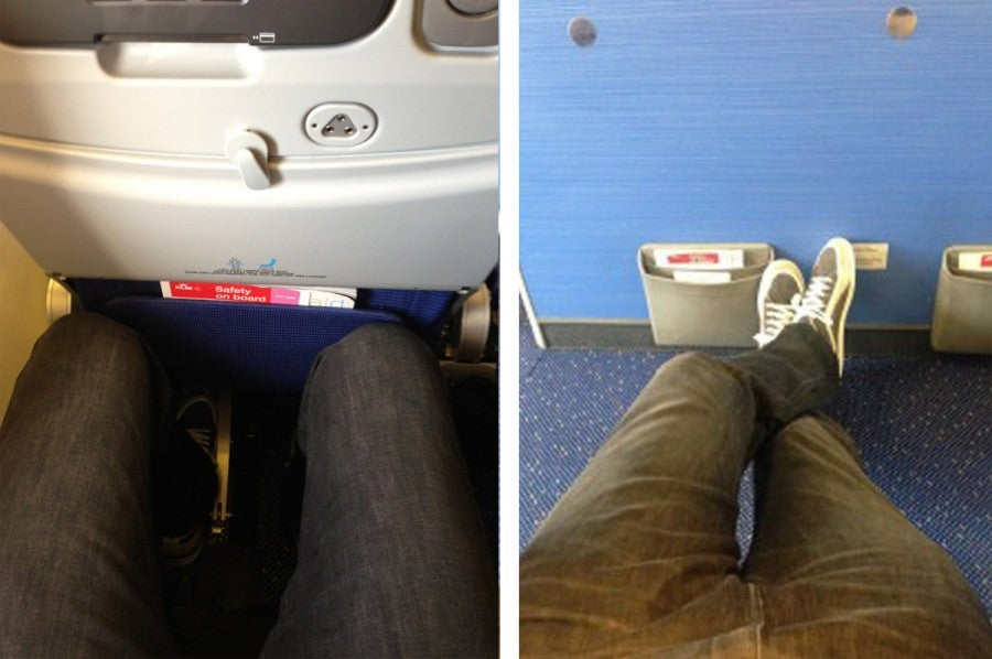 Two tales of my legs in KLM & Battle at 30000 Feet: Seat Reclining vs. Leg Room u2013 The Points Guy islam-shia.org