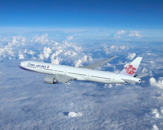 China Airlines is getting all-new 777-300ER's.