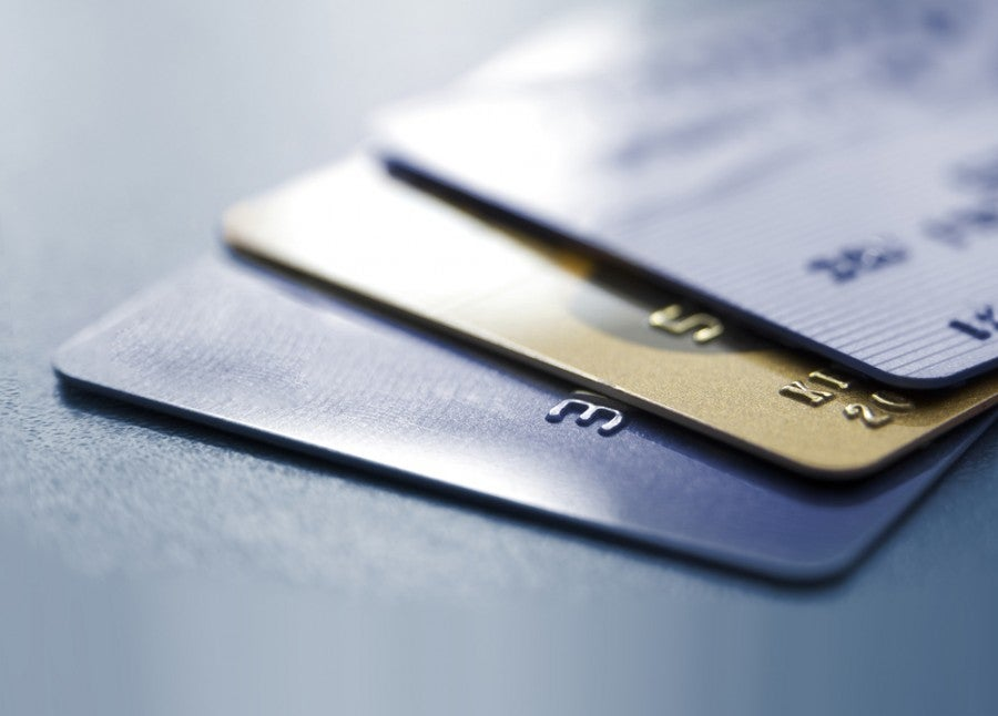 Credit Cards shutterstock image
