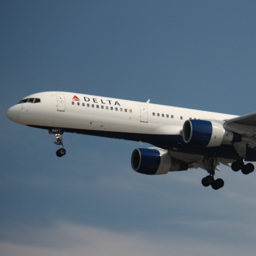 Delta plane flying featured