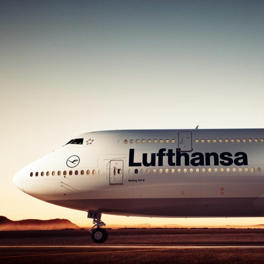 Lufthansa plane featured image
