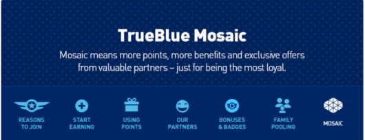 JetBlue introduced Mosaic back in 2012.
