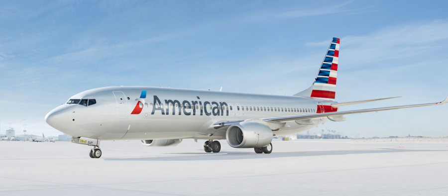 American Airlines is running a fare sale with $44 flights
