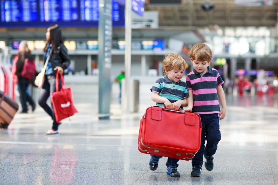 unaccompanied minors tips to help kids fly solo safely the points guy