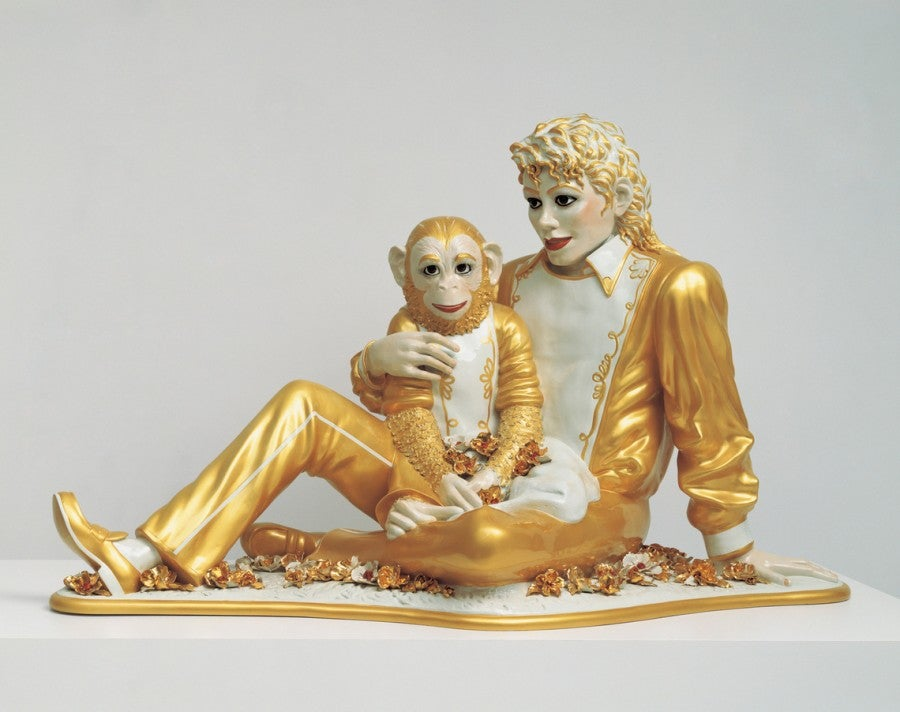 """Jeff Koons' """"Banality"""" (1988)"""