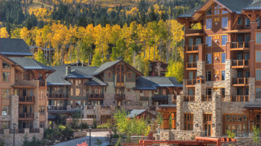 You can transfer your 70,000 Ultimate Rewards points to Hyatt to redeem at the Hyatt Escala Lodge in Park City, Utah.