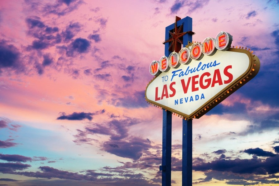 Spend and earn Starpoints in Las Vegas this fall
