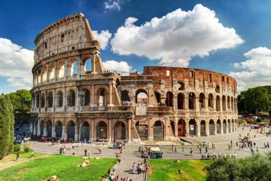 Win a trip to Rome. Photo courtesy of Shutterstock.
