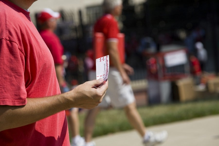 There are many ways for you to maximize purchases on sporting event tickets.