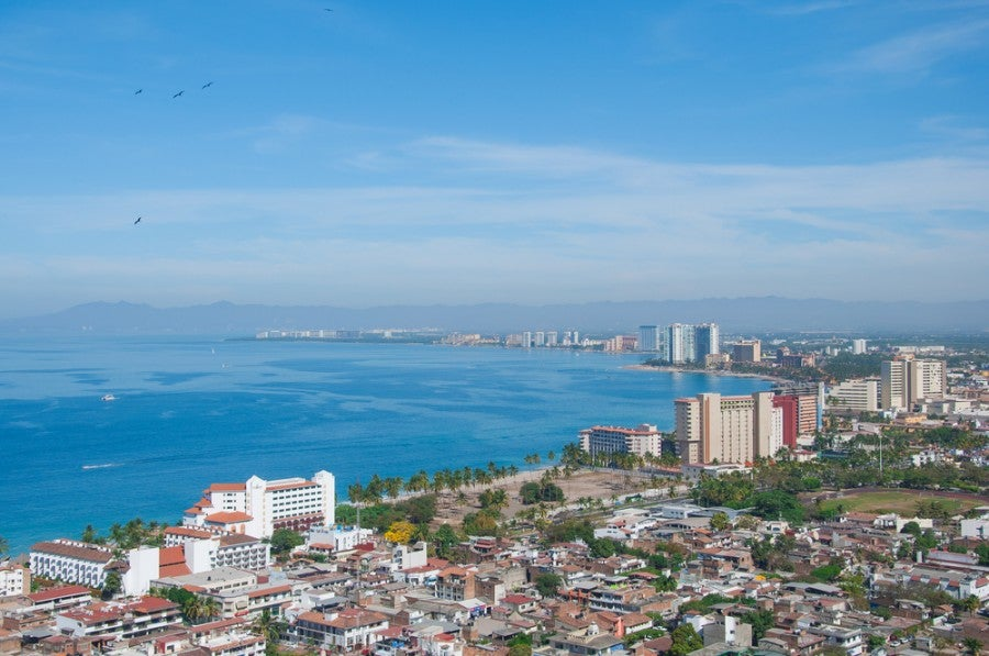 Win an LGBT trip to Puerto Vallarta (Image courtesy of Shutterstock)