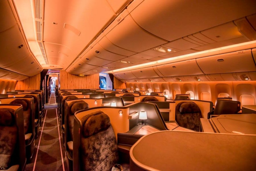 China Airlines New Boeing 777 300ers Look Amazingthe