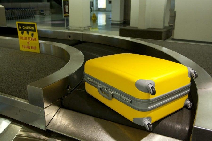 Baggage Claim Bag