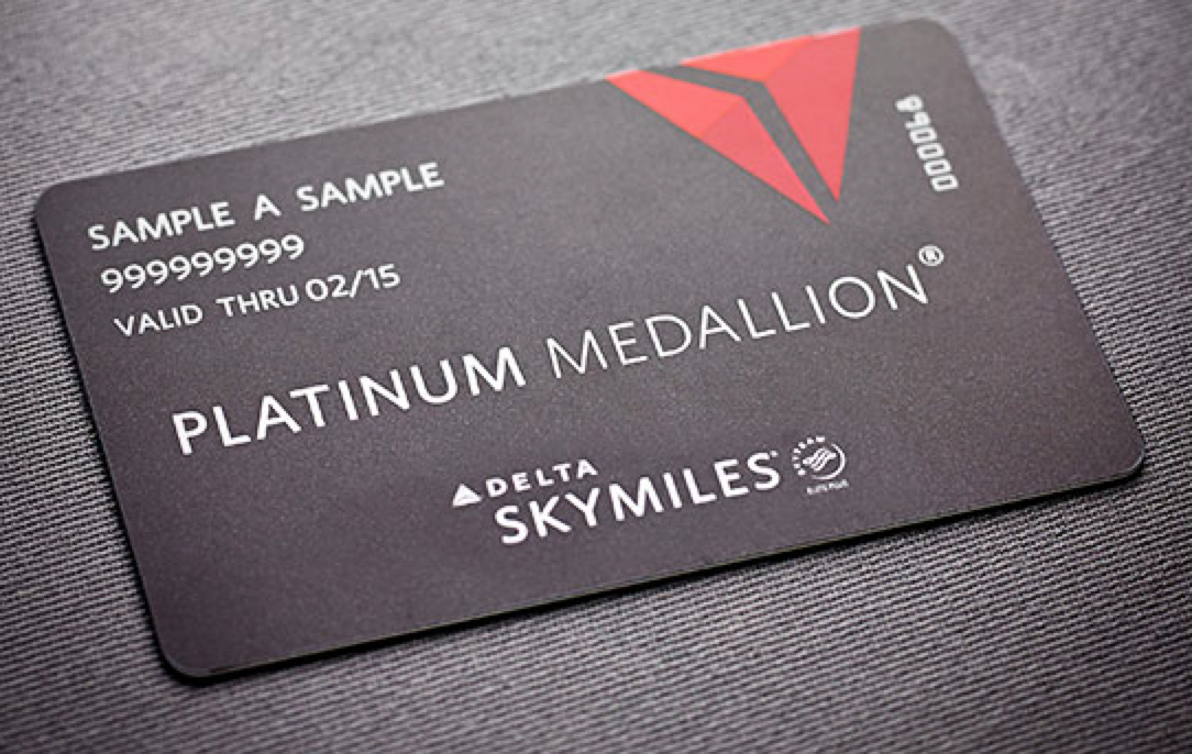 How to earn delta medallion elite status without flying delta platinum colourmoves