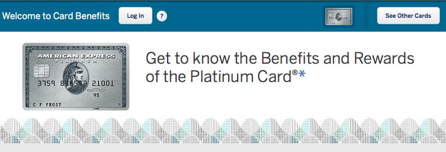 Amex Platinum Card Travel Insurance