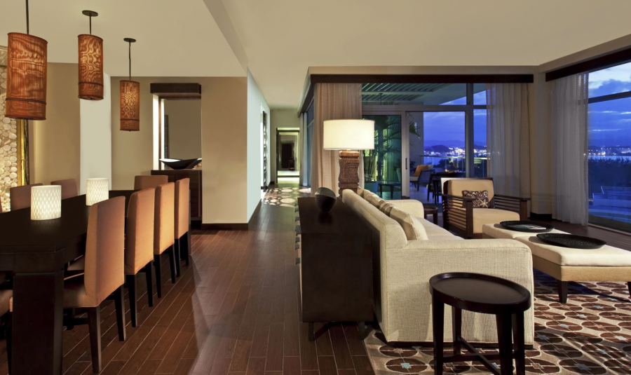 Enter to win 100,000 Starpoints, where you could redeem at the Sheraton San Juan.