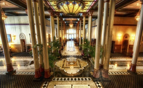 8 Haunted Points Hotels For Halloween The Points Guy