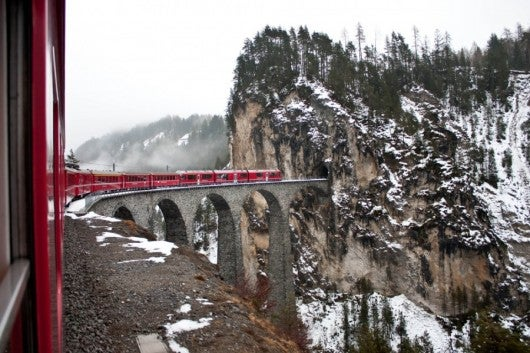 7 of the World's Most Epic Journeys By Rail