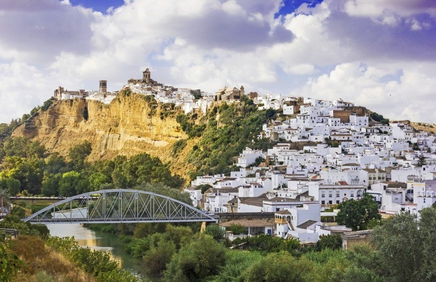 Arcos de la Frontera is picture-perfect