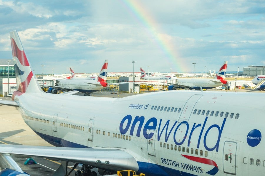 BA vs AA. Which miles are more valuable? Photo courtesy of Shutterstock.