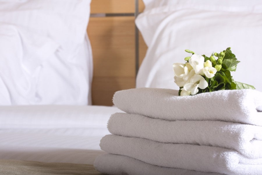 Buy Starpoints at a discount and use them for a free hotel stay. Photo courtesy of Shutterstock.