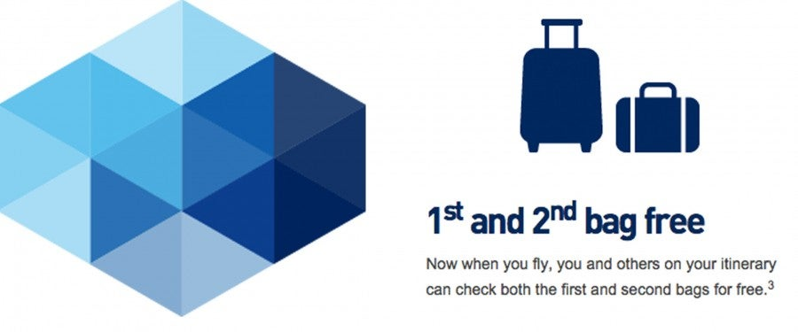 Membership In Jetblue S Trueblue Mosaic Program Allows You To Check Your First And Second Bags For Free