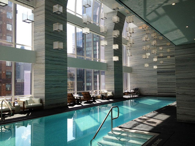 Hyatt Hotel Times Square Spa