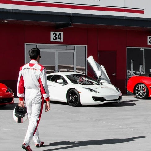 Dream racing las vegas sports car rental featured