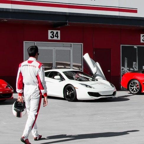 Dream racing las vegas sports car rental featured