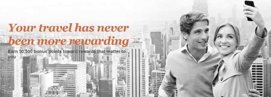 Earn up to 50,000 bonus points with the new IHG promo