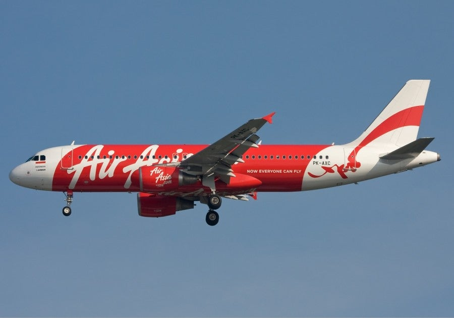 An AirAsia Airbus A320-200 has disappeared over the Java Sea, and search efforts  will continue.
