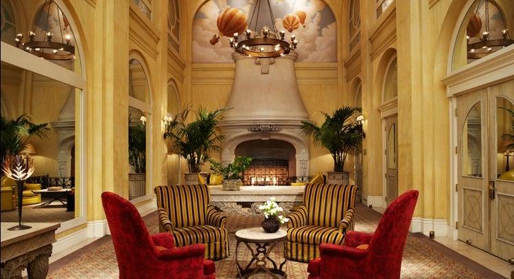 The Hotel Mon