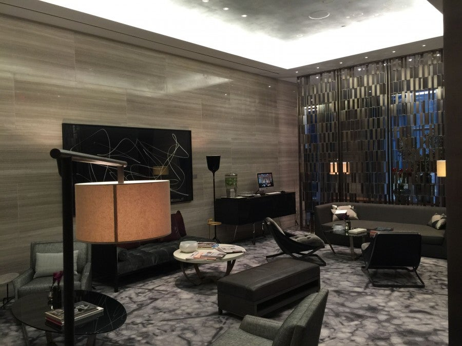 Park Hyatt New York Lobby Part 85