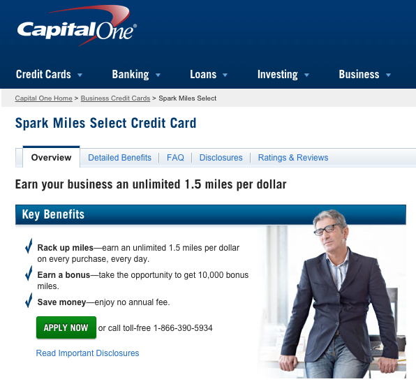 Top business credit cards with no annual fee the points guy the spark miles select card from capital one has some intriguing benefits but you may colourmoves