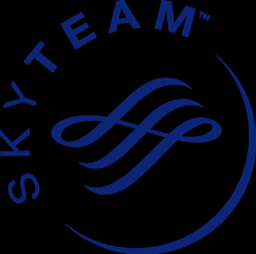 SkyTeam logo featured